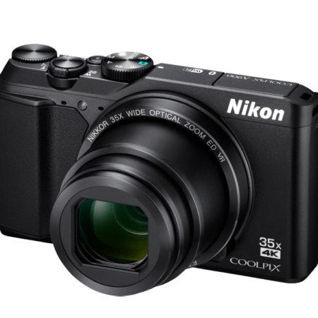 Nikon Coolpix A900 garantia