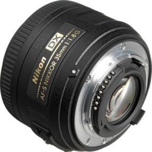 Nikon AF-S DX NIKKOR 35mm