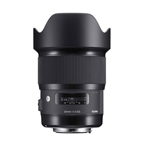 Sigma ART 20mm f 1.4