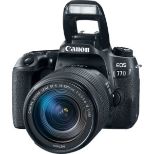 Canon 77D 18-135mm