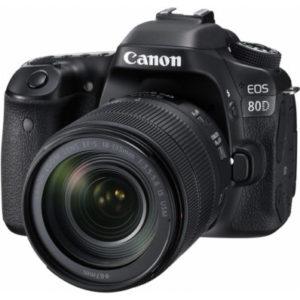 Canon 80D 18-55mm