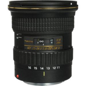 Tokina 11-16mm