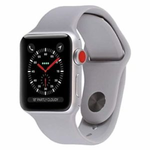 Apple Watch Series 3 42mm (Silver) olivos