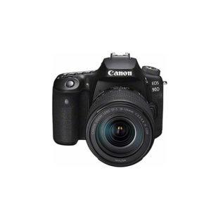 Canon EOS 90D 18-135mm olivos