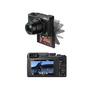 Nikon COOLPIX A1000 pantalla inclinable