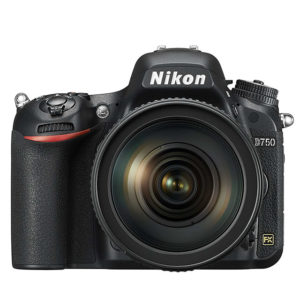 Nikon D750 Kit 24-120mm nueva