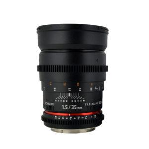 Rokinon 35mm T1.5 Cine DS Lens montura Nikon