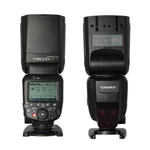 Flash Yongnuo YN600 EX RT-II canon
