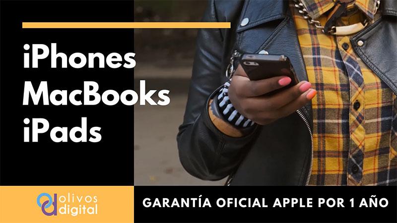 garantía oficial apple en argentina