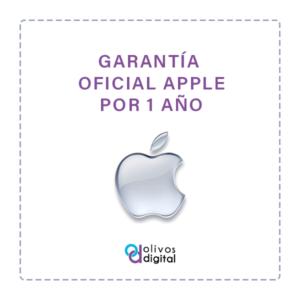 garantía oficial apple por 1 año