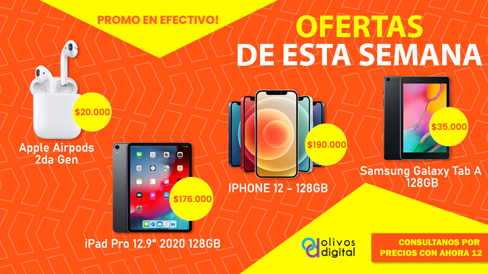 oferta iphone semanal
