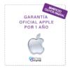 1 año de garantía oficial apple en argentina